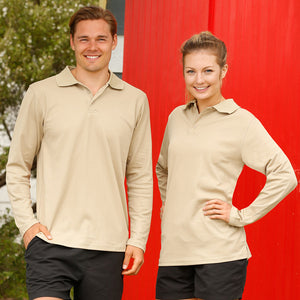 The Victory Polo | Mens | Long Sleeve
