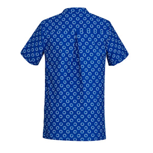 The Daisy Tunic | Ladies | Short Sleeve | Electric Blue