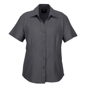 The Oasis Shirt | Ladies | Short Sleeve | Charcoal