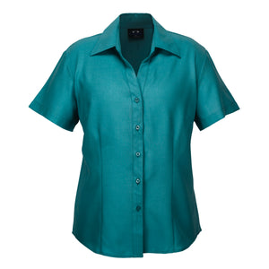 The Oasis Shirt | Ladies | Short Sleeve | Teal