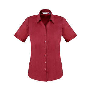 The Monaco Shirt | Ladies | Short Sleeve | Cherry