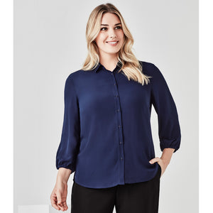 The Lucy Blouse | Ladies | 3/4 Sleeve