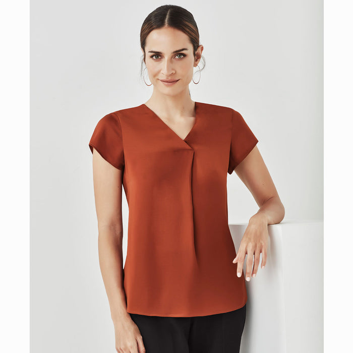 The Kayla Blouse | Ladies | Short Sleeve