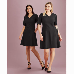 The Siena Midi Dress | Ladies | Short Sleeve