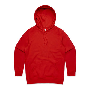 Supply Hood | Ladies | Red
