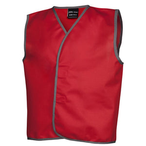 Kids Hi Vis Vest | Red