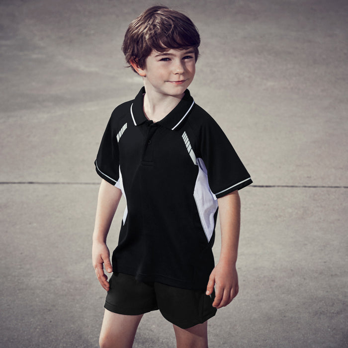 The Renegade Polo | Kids | Short Sleeve