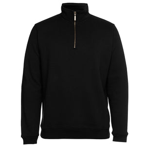The Zip Jumper | Mens | Black