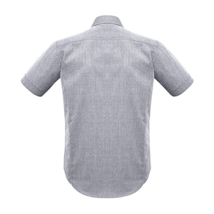 The Trend Shirt | Mens | Short Sleeve | Silver
