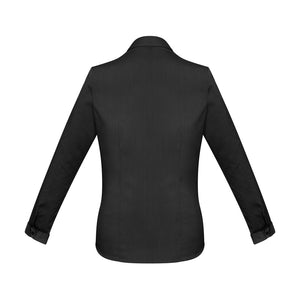 The Monaco Shirt | Ladies | Long Sleeve | Black