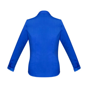 The Monaco Shirt | Ladies | Long Sleeve | Electric Blue