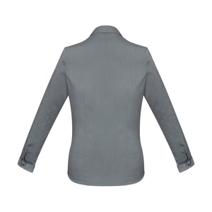 The Monaco Shirt | Ladies | Long Sleeve | Platinum