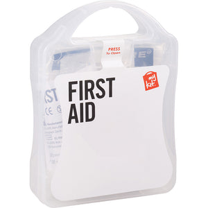 The 21 Piece First Aid Kit | House of Uniforms | Clear