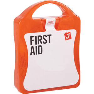 The 21 Piece First Aid Kit | House of Uniforms | Red