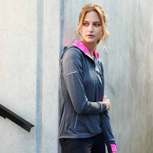 The Pace Hoodie | Ladies