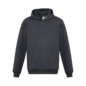 The Crew Pullover Hoodie | Kids | Charcoal