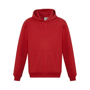 The Crew Pullover Hoodie | Kids | Red