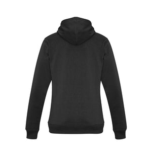 The Crew Zip Hoodie | Ladies | Black