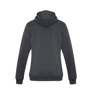 The Crew Zip Hoodie | Ladies | Charcoal