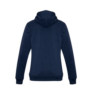 The Crew Zip Hoodie | Ladies | Navy