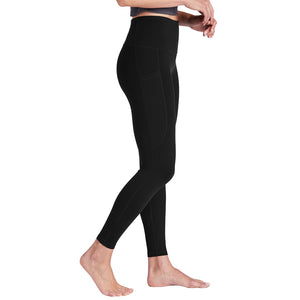 The High Rise 7/8 Legging | Pant | Black