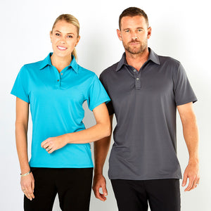 The Silvertech Polo | Mens and Ladies