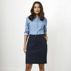 Lawson Chino Skirt | House of Uniforms Australia