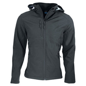 The Olympus Jacket | Mens | Softshell | Charcoal