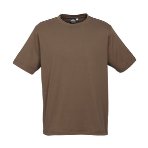 The Ice Tee | Mens | Short Sleeve | Mocha
