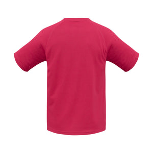 The Sprint Tee | Mens | Short Sleeve | Red