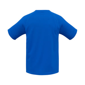 The Sprint Tee | Mens | Short Sleeve | Royal