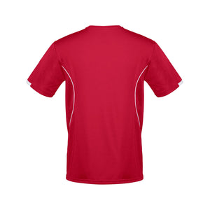 The Razor Tee | Mens | Short Sleeve | Red/White