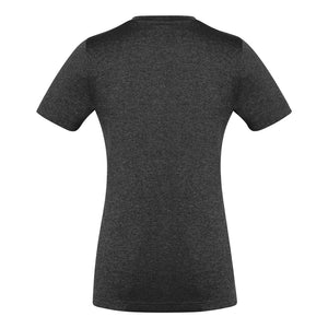 The Aero Tee | Ladies | Black Marle