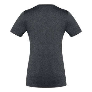 The Aero Tee | Ladies | Charcoal Marle