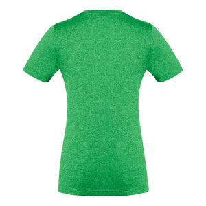 The Aero Tee | Ladies | Lime Marle