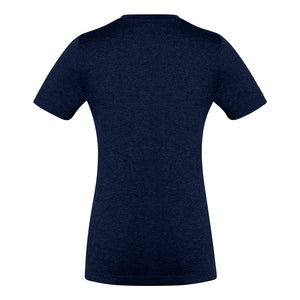 The Aero Tee | Ladies | Navy Marle