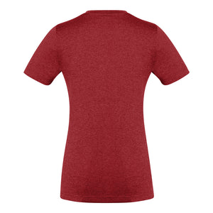The Aero Tee | Ladies | Red Marle