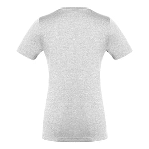 The Aero Tee | Ladies | Silver Marle