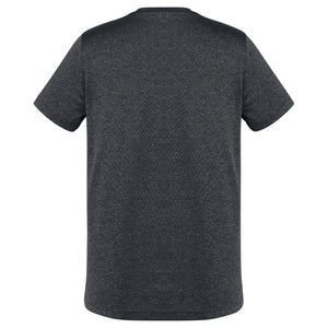 The Aero Tee | Mens | Charcoal Marle