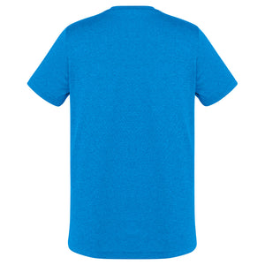 The Aero Tee | Mens | Cyan Marle