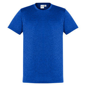 The Aero Tee | Mens | Electric Blue Marle