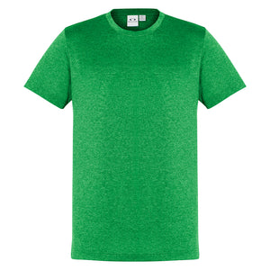 The Aero Tee | Mens | Lime Marle