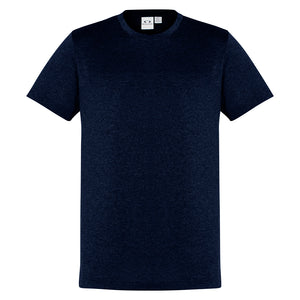 The Aero Tee | Mens | Navy Marle
