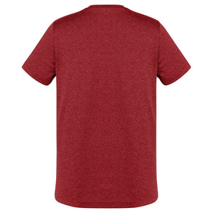 The Aero Tee | Mens | Red Marle