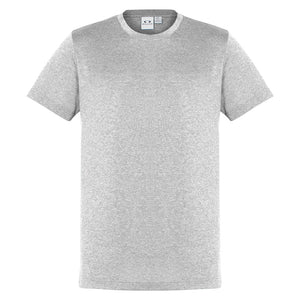 The Aero Tee | Mens | Silver Marle