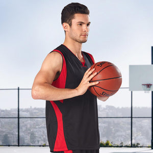 Slam Dunk Basketball Singlet | Mens