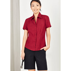 The Oasis Shirt | Ladies | Short Sleeve | Cherry