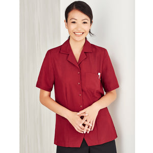 The Oasis Shirt | Ladies | Overblouse | Cherry