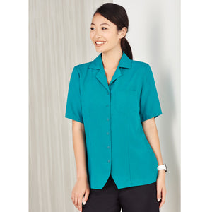 The Oasis Shirt | Ladies | Overblouse | Teal