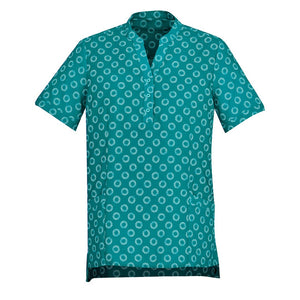 The Daisy Tunic | Ladies | Short Sleeve | Teal